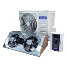 Холодильная сплит-система Belluna iP-2 для камер хранения шуб и меховых изделий