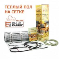 Комплект теплого пола на сетке EASTEC ECM - 10,0кв.м. (греющий кабель) 1600 Вт