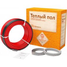 Нагревательный кабель Warmstad WSS 100 Вт, площадь обогрева 0,6-0,7 м2