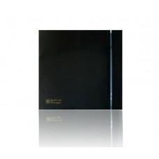 Вентилятор для ванной Soler & Palau SILENT 200 CZ DESIGN 3C BLACK