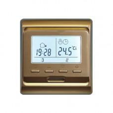Терморегулятор RTC 51.716 золото