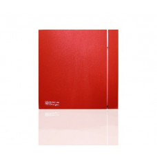 Вентилятор для ванной Soler & Palau SILENT 200 CZ DESIGN 3C RED