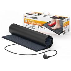 Электрический коврик Теплолюкс Carpet 50x80  для сушки обуви (серый)