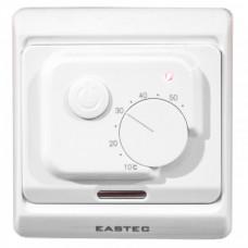Терморегулятор EASTEC E 7.36 (3,5 кВт) механический, встраиваемый, два датчика температуры - встроенный и выносной.