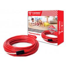 Нагревательный кабель Thermo 165 Вт, площадь обогрева 0,5-1,1 м2