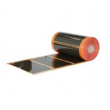 Теплый пол пленочный EASTEC Energy Save PTC (с саморегуляцией)   - термопленка 100см orange