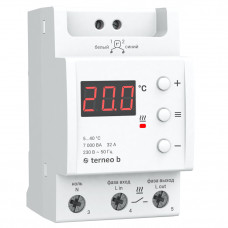 Терморегулятор terneo bx