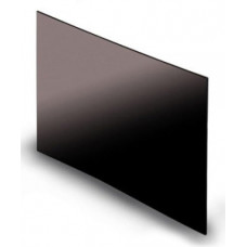 Инфракрасный обогреватель Теплофон Glassar 0,6 кВт (ЭРГН-0,6) черный