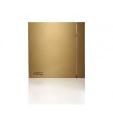 Вентилятор для ванной Soler & Palau SILENT 100 CZ DESIGN 4C GOLD