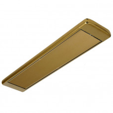 Инфракрасный обогреватель Алмак ИК-11 (1000Вт) золотой