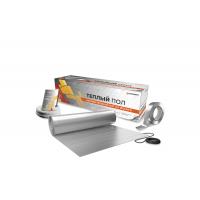 Ультратонкий фольгированный тёплый пол Grandex MF 1500 Вт. 10.0 кв.м.