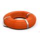 Греющий кабель для прогрева бетона